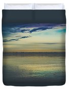 Another Day, In Another Life Duvet Cover