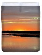 Another Hilton Head Island Sunset Duvet Cover