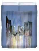 Another Rainy Night Duvet Cover