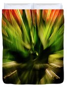Another Tulip Explosion Duvet Cover