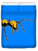 Ant Graphic  Duvet Cover