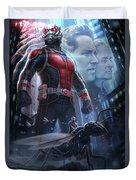 Ant Man 2015 Duvet Cover