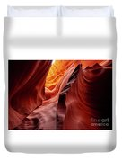 Antalope Canyon #2 Duvet Cover