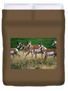 Antelope 1 Duvet Cover