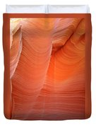 Antelope Canyon - A Dazzling Phenomenon Duvet Cover by Christine Till