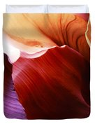 Antelope Canyon Layers Duvet Cover