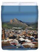 Antequera Malaga Andalusia Spain Duvet Cover