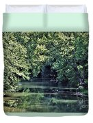 Antietam Creek Duvet Cover