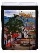 Antioquia Duvet Cover