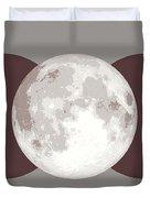 Antique Moon Duvet Cover