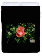 Antique Rose Duvet Cover