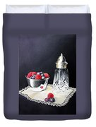Antique Sugar Shaker Duvet Cover