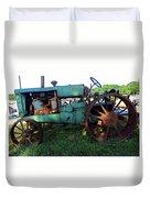 Antique Tractor 1 Duvet Cover