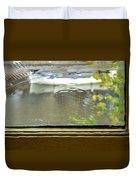 Antique Window - Amsterdam Duvet Cover