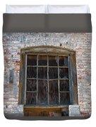 Antique Window Duvet Cover