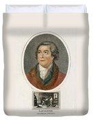 Antoine-laurent Lavoisier, French Duvet Cover