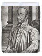 Antoine Perrenot De Granvelle, 1517 To Duvet Cover