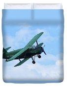 Antonov An 2 Duvet Cover