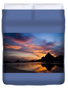 Ao Manao Sunrise Duvet Cover