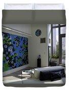 Apartment In Dumbo Duvet Cover