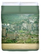 Apartments, China Duvet Cover