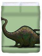 Apatosaurus  Duvet Cover