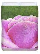 Aphrodite's Rose Duvet Cover
