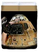 Apollo 11 Lunar Lander Duvet Cover