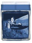 Apollo 17 Lunar Rover - Nasa Duvet Cover