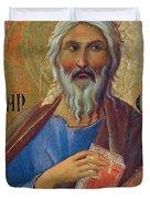 Apostle Andrew 1311 Duvet Cover