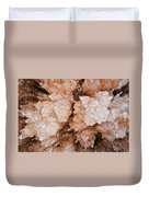 Apostle Islands Icicle Wall Duvet Cover