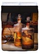 Apothecary - Magic Elixir  Duvet Cover
