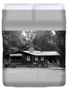 Appalachia House Duvet Cover