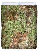 Appalachian Arbor Flora Duvet Cover