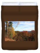 Appalachian Fall Duvet Cover