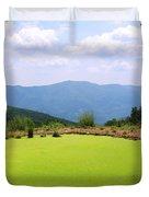 Appalachian Vista Duvet Cover