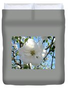 Apple Blossoms Art Prints Canvas Spring Tree Blossom Baslee Troutman Duvet Cover
