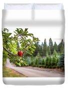Apple Hill Duvet Cover