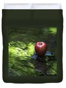 Apple Duvet Cover