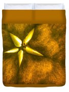 Apple Slice Duvet Cover