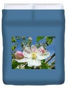Apple Tree Blossom Art Prints Springtime Nature Baslee Troutman Duvet Cover