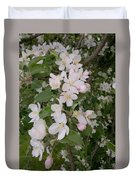 Apple Tree In Bloom Duvet Cover