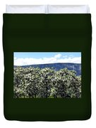 Apple Trees In Bloom     Duvet Cover