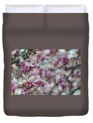 April Blossoms Duvet Cover