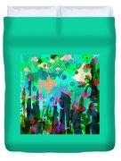 Aquaphoria Duvet Cover