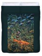 Aquarium 2 Duvet Cover