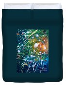 Aquarium Galaxy Duvet Cover