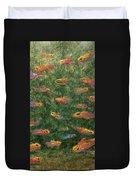 Aquarium Duvet Cover by James W Johnson