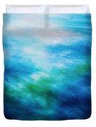 Aquatic Healing Overture  Duvet Cover