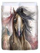 Arabian Horse 2013 10 15 Duvet Cover